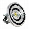 3-year warranty 100W Round LED Flood Light (Meanwell driver / Bridgelux LED)