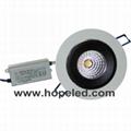 COB LED Ceiling Light / LED Down Light