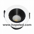 High Power LED Downlight (360° Rotation)
