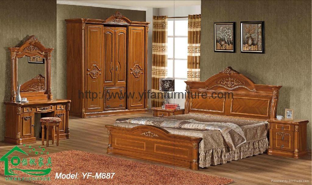 solid wood bedroom furniture home furniture yf m218 star home