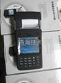手持打印激光條碼POS機 1