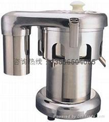 商用多功能不锈钢果蔬榨汁机