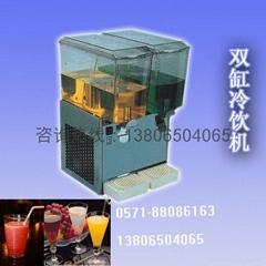 冷热双用果汁冷饮机