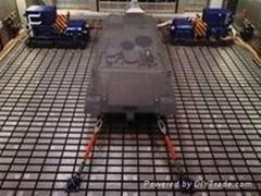 电机振动试验台试验平台