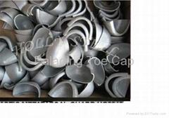 Aluminium ToeCaps for safety shoes