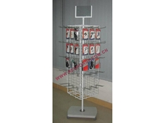 Revolving Display Rack