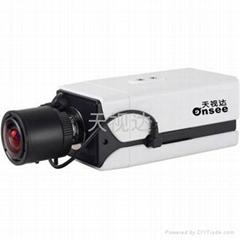 天视达130万像素CCD高清网络摄像机