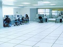PVC防尘防静电地板