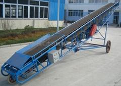 矿用输送设备、电缆输送机