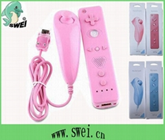 for Wii Remote and Nunchunk Controller