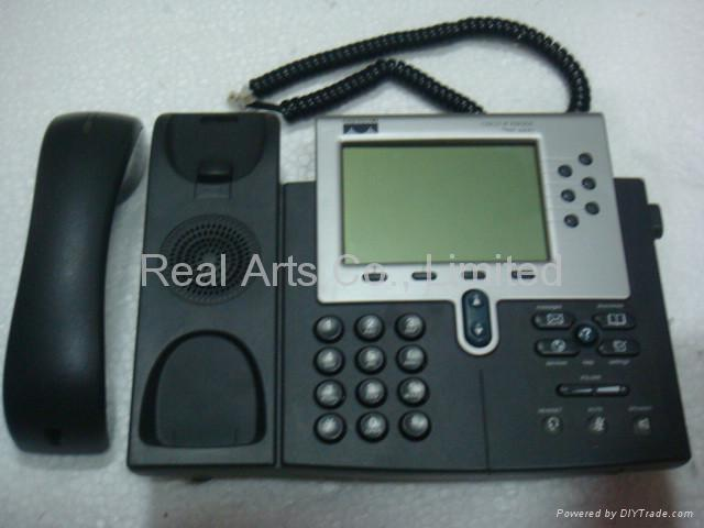 Cisco used IP phone 7941G 1