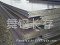 调质高强钢板