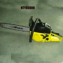CE approved gasoline chainsaw