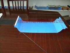 供應優質彩鋼壓型板