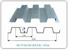 鍍鋅壓型鋼板