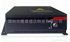 8路视频3G车载录像机