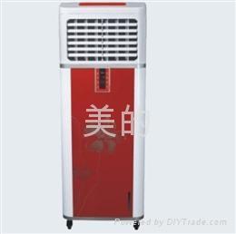美的移動式水冷空調ME25-B1 1