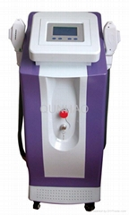 IPL+RF skin care beauty equipment