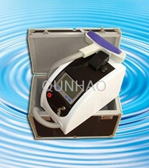 Laser skin care beauty machine