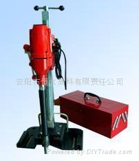 內燃岔枕專用螺栓鑽取機