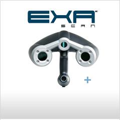 EXAscan™ 激光掃描儀