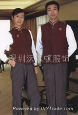 酒店制服 3