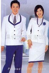 酒店制服 4