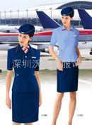 航空公交制服 3