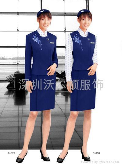 航空公交制服 4