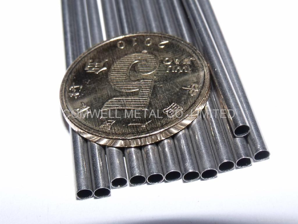 Nickel Chromium Alloy Cr5ni95 Polished Thin Wall Round