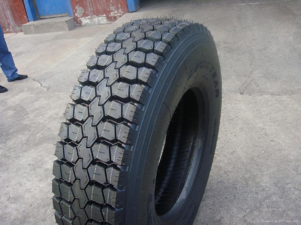 truck tyre doublestone brand 3
