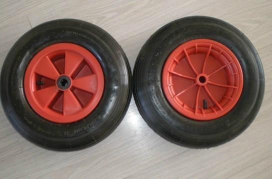 wheelbarrow tyres400-8 350-8 1