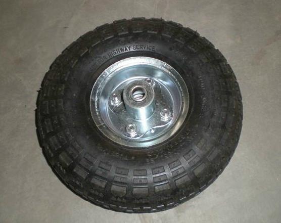 wheelbarrow tyres400-8 350-8 5