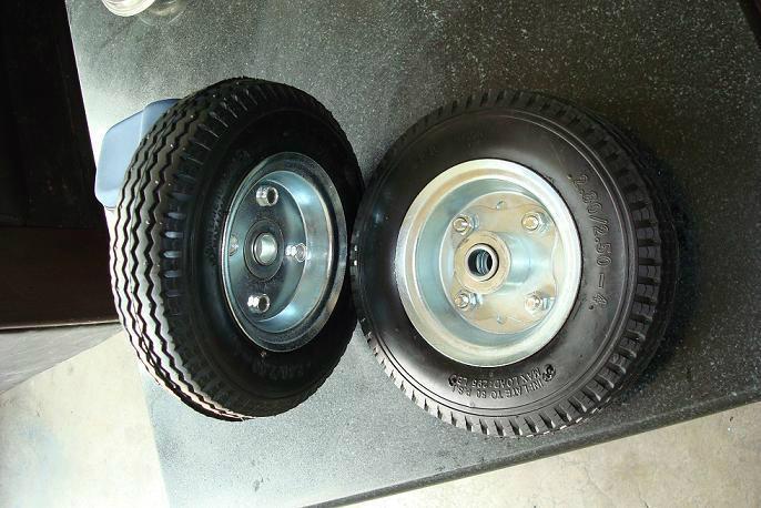 wheelbarrow wheels400-8 350-4 350-6 2