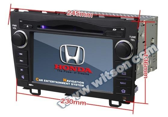 Honda Crv 2006 Blue. For HONDA CRV (2006-2011)