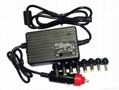 80W universal DC laptop adapter