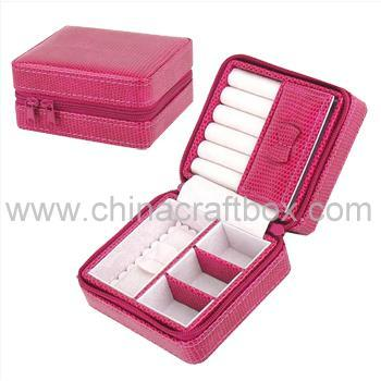 皮革首饰盒 1