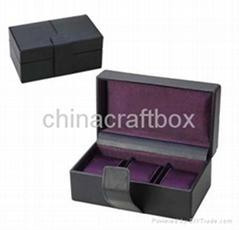 皮革手錶盒展示盒
