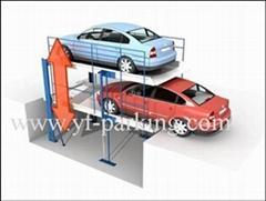 Car parking lift PJS2D2-YF