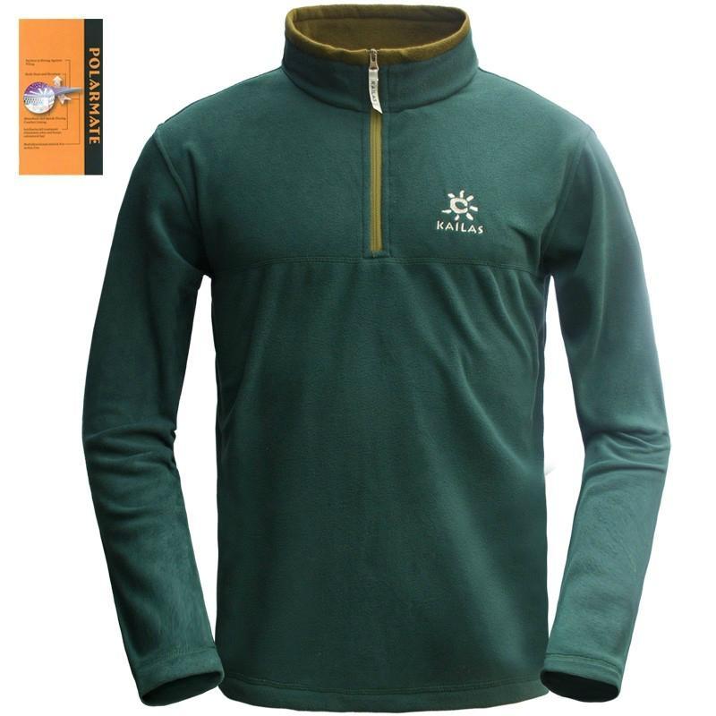 Fleece jacket 1