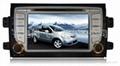 鈴木SX4車載DVD帶GPS,藍牙,雙區,方向盤控制 1