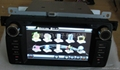 SPECIAL CAR DVD FOR BMW E46 with gps