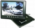 "12.3"" portable DVD PLAYER with AnalogTV"