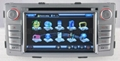 Toyota Hilux 2012 special car DVD player