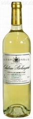 法国贝灵阁古堡半甜白葡萄酒