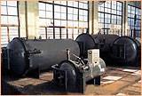 高溫定型蒸箱
