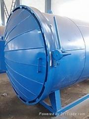 棉紗加濕電蒸箱