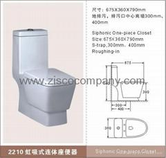 Ceramic Toilet(2210)