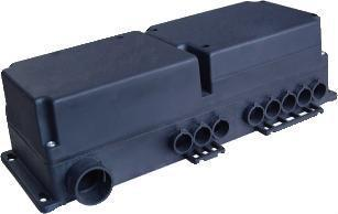 FRTK03 linear actuator controller with battery - Flyes