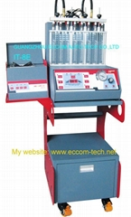 injector test and clean machine IT-8E